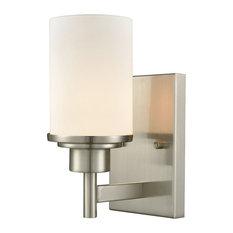 Thomas Lighting Belmar 1-Light For The Bath CN575172, Brushed Nickel