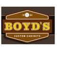 Foto de perfil de Boyd's Custom Cabinets
