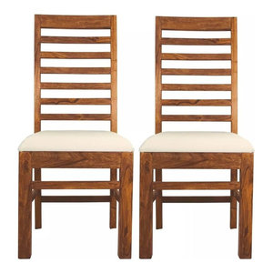 Mallani Upholstered Chairs, Set of 2