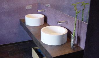 Badezimmer im modern - elegantem Stil