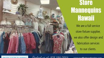 Store mannequins Hawaii