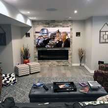 In-Ceiling Speaker Home Theaters