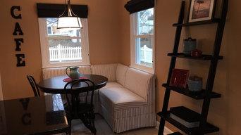 kitchen living room design