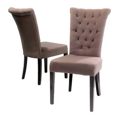 Upholstered Dining Room Chairs Houzz