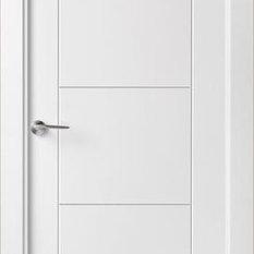 puertas lacadas blancas lacf puertas interiores