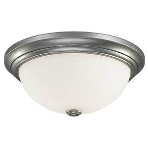 Trans Globe Lighting 70526-11 BN Indoor Mod Pod 11.5 Flushmount Brushed Nickel
