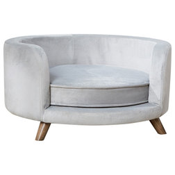 Midcentury Dog Beds by Enchanted Home Pet