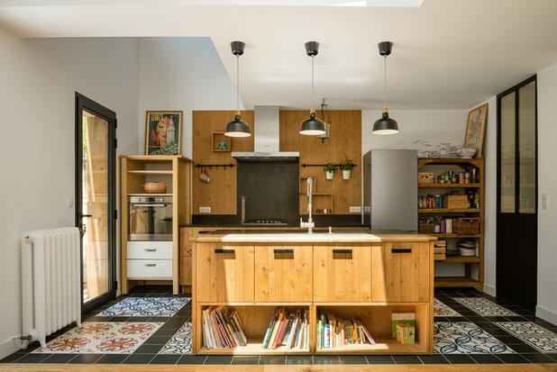 Contemporain  by Fred Sauger Architecte