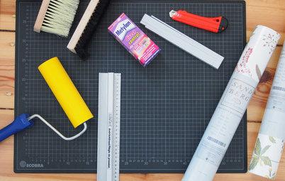 DIY: Tapezieren leicht gemacht