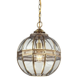 Traditional Pendant Lighting by ELK Group International