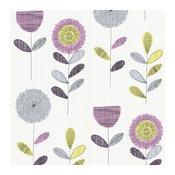 Floral Sketch Wallpaper