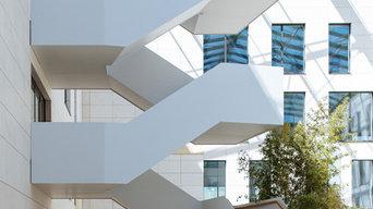 Portfolio Architecture intérieur