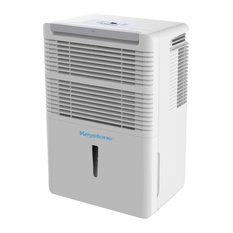 High Efficiency 70-Pint Dehumidifier With Electronic Controls