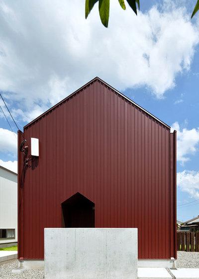Minimalistisch  by 伊藤憲吾建築設計事務所 Ito Kengo Architects