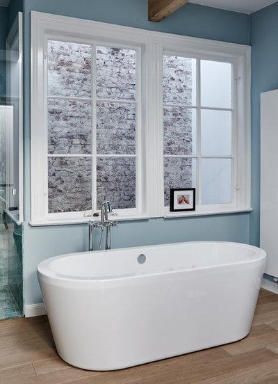 Klassisch Badezimmer by Anja Lehne interior design