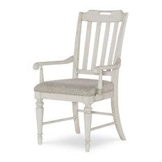 Legacy Classic Brookhaven Slat Back Arm Chair Set Of 2