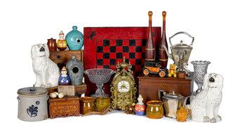 Online Only Decorative Arts Auction