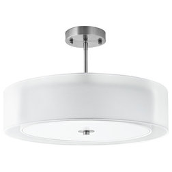 Transitional Flush-mount Ceiling Lighting by Linea di Liara