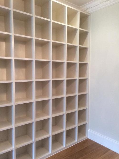 & Vinyl Storage Unit