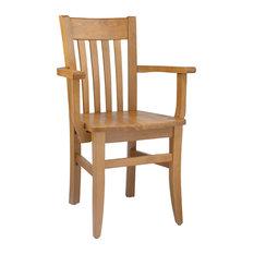 Jacob Arm Chair, Cherry