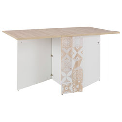 Contemporary Dining Tables by ADVANCED INTELLIGENT SOLUTION LLC