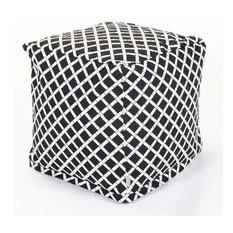 Black Bamboo Small Cube
