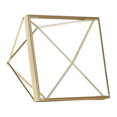 Umbra Prisma Photo Frame, Brass, 15x15 cm