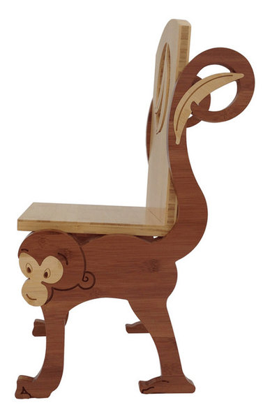 Monkey Chair Contemporary Kids Chairs By True To Form Design