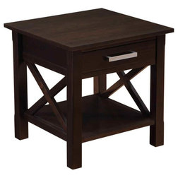 Transitional Side Tables And End Tables by Simpli Home Ltd.