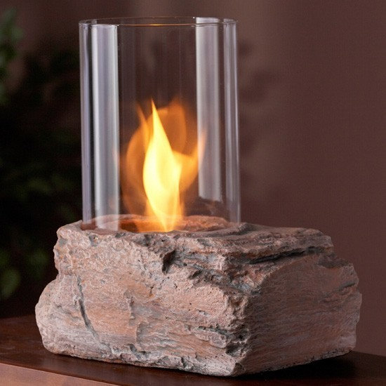 red rock gel tabletop fireplace tabletop fireplaces