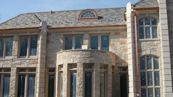 French Villa Exterior