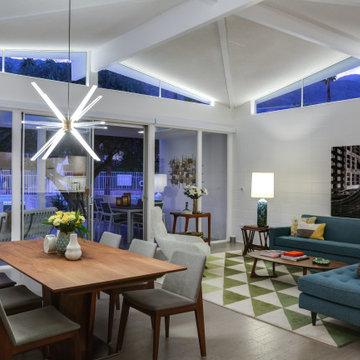 LED Lighting Enhances Architecture at Night