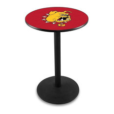 Ferris State Pub Table 28-inchx36-inch