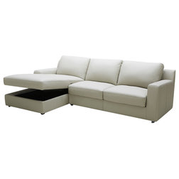 Contemporary Sectional Sofas by BedTimeNYC