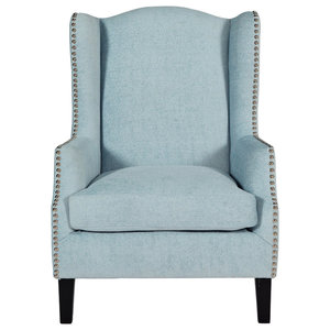 Stirling Occasional Chair, Duck Egg