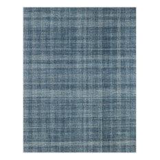 "Savannah Turquoise Hand-Tufted Rug 8'6""x11'6"""