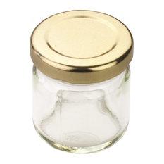 Tala Breakfast Mini Jar, Transparent