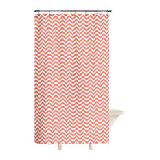 50 Most Popular Chevron Shower Curtains For 2018
