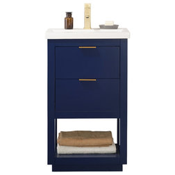Contemporary Bathroom Vanities And Sink Consoles by Design Element
