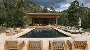 Pool House - Glenwood Springs