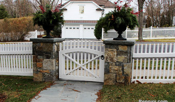 Rye NY - Stone work and backyard remodeling