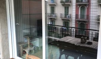 Reforma piso en Eixample, Barcelona