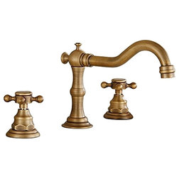 Traditional Bathroom Sink Faucets by Imtinanz, LLC