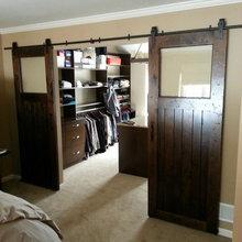 Rolling Barn Doors
