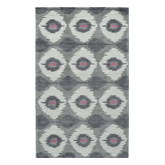 Rugs America Corp. - Jourdan 6220A - 5ft 0in x 8ft 0in Grey