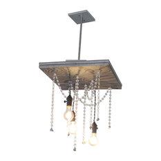 Eclectic Pendant Lights  Houzz