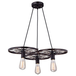 Inspirational Industrial Pendant Lighting by Edvivi Lighting