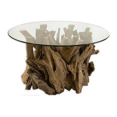MOD   Bandera Driftwood Table   Coffee Tables