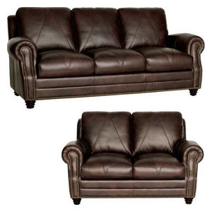 Riley Fabric Upholstered 3 Piece Sectional Sofa With