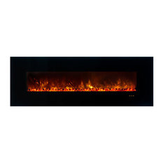 "Modern Flames 80"" Linear Electric Fireplace"